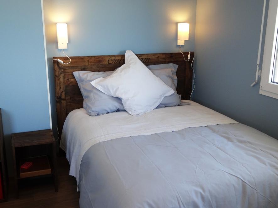 Chambre 2 - lit deux places