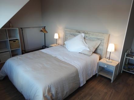 Chambre 1 - lit deux places