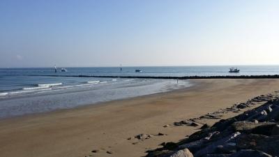 plage Ouistreham